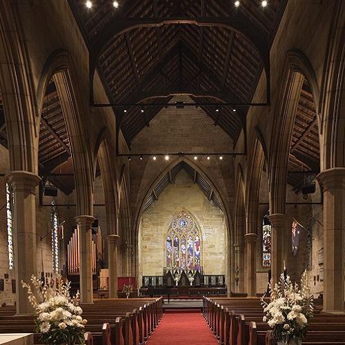 NGarrison Church Lighting Upgrade